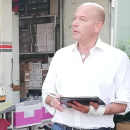 Ballabio: «Riporterò  la gente a Mariano  L'esempio arriva da Cantù»