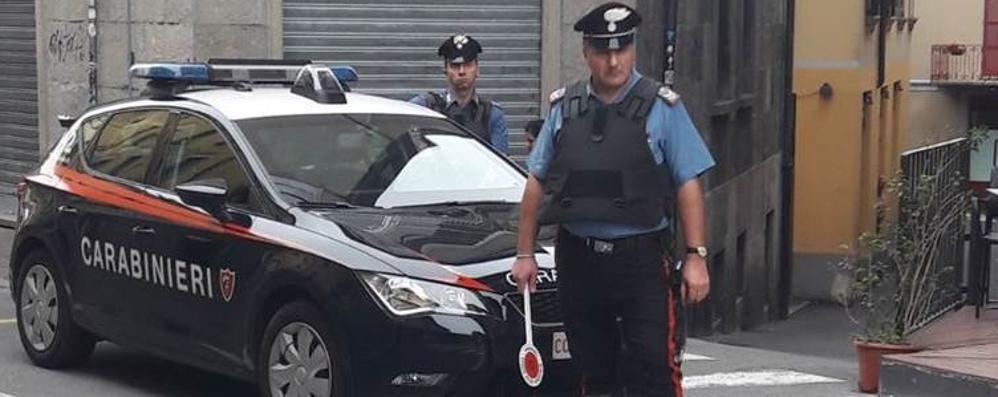 Cantù, altre operazioni antidroga Un arrestato e due denunciati