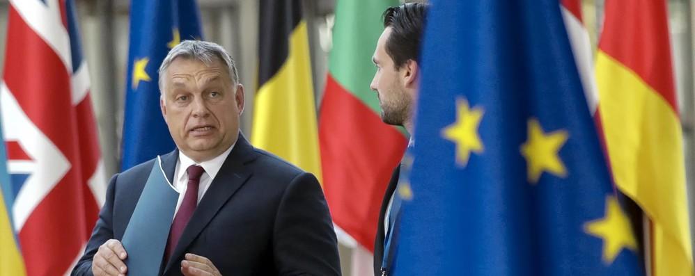 Ue: Orban, resto nel Ppe se farà gli interessi dell'Ungheria