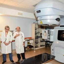 Sant'Anna, nuova tecnologia  per la cura dei tumori maligni