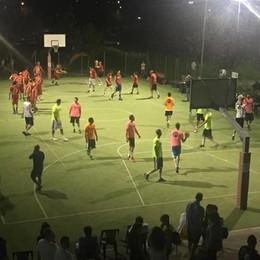 Blackcourth Playground, il via È un classico del basket estivo
