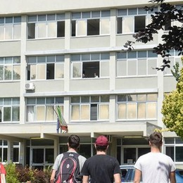 Spinello in classe, studente arrestato   Vendeva hascisc durante l'intervallo