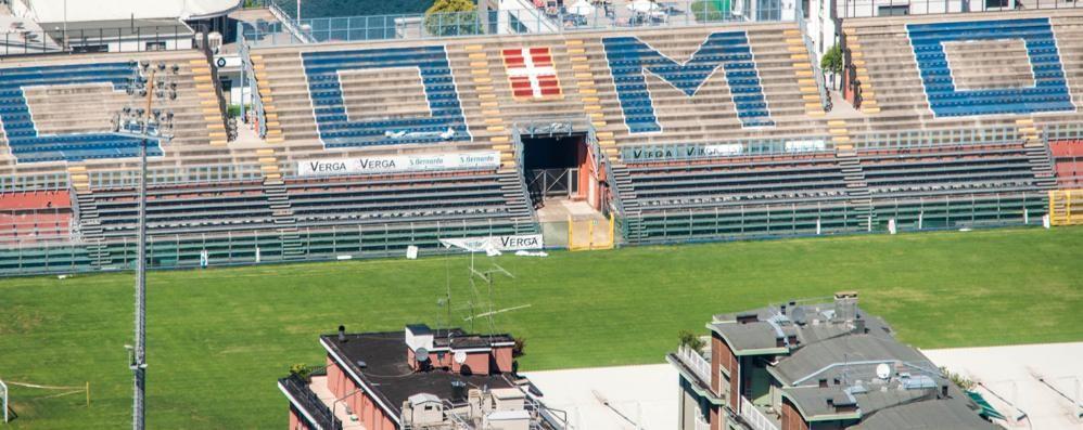 """Lunedì """"Piccoli Calciatori""""  Grande festa allo stadio"""