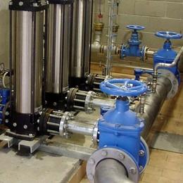 Emergenza idrica a Uggiate  Niente acqua dalle 14 alle 17