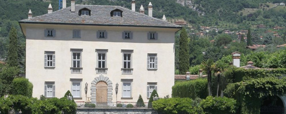 Nozze vip a Villa Balbiano  E Sting canta per gli sposi