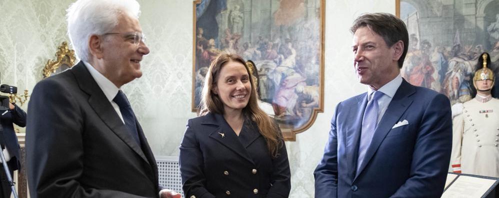 Alessandra Locatelli ministro alla Famiglia  Si è dimessa dalla carica di vicesindaco