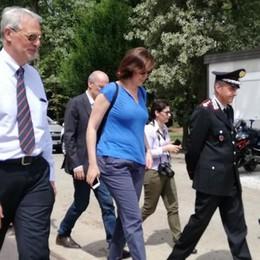 Discarica di Mariano, i parlamentari  «Vogliamo chiarezza sui roghi»
