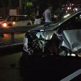 Como, pauroso incidente in via Asiago  Tre feriti, famiglia tedesca in ospedale