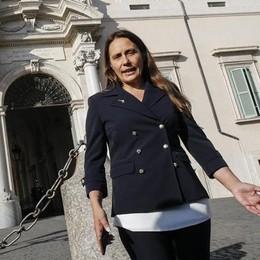 Alessandra: una carriera  politica a 200 all'ora