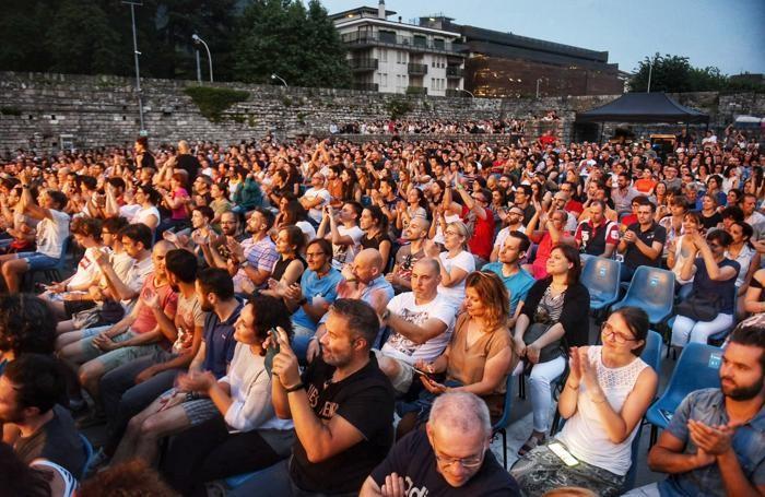 Como arena del teatro sociale concerto dei Negrita
