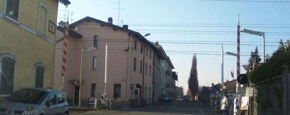 Lomazzo, con 4 milioni  Via tre passaggi a livello