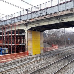Ponte di Asnago e rondò a Minoprio  La Regione ha finanziato i progetti