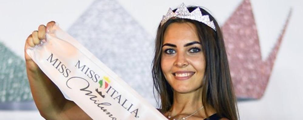 Yrina, che bellezza  Studia economia   e sogna Miss Italia