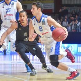 Il play Bloise (ex Cantù) in B Primo acquisto del Basket Lecco