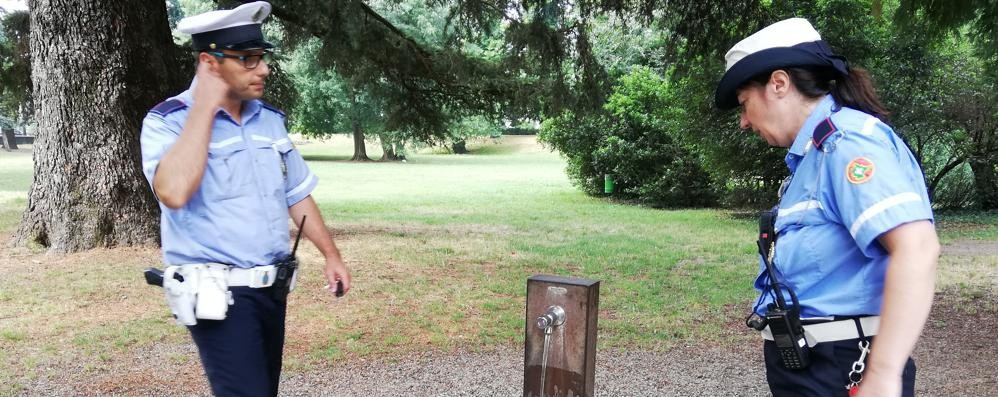 Mariano punta ai parchi pubblici  Giochi sistemati e pattuglie di vigili