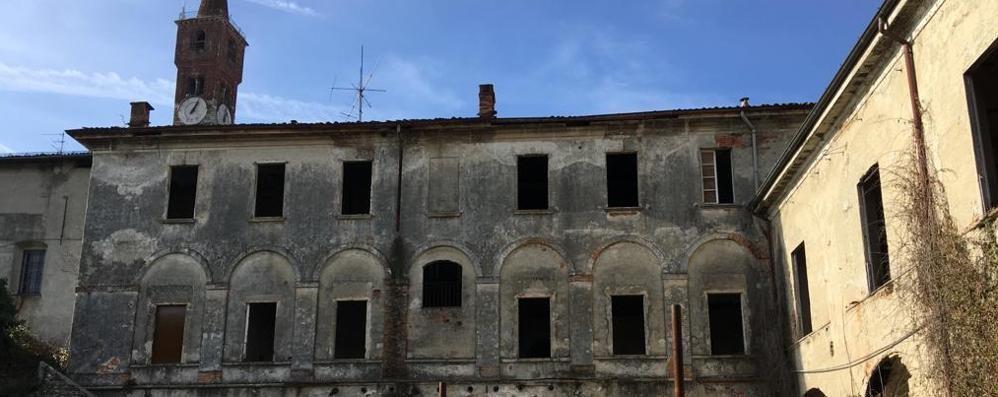 Cantù, nessuno vuole  il castello di Pietrasanta