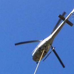 Elicottero partito da Como  cade in Toscana: un  morto
