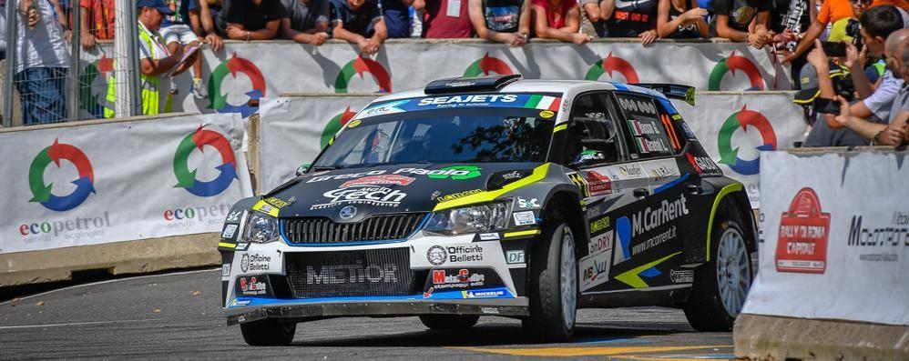 Metior Sport re di Roma Vince il Rally con Basso