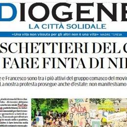 Diogene: il bene che fa notizie  L'inserto in omaggio