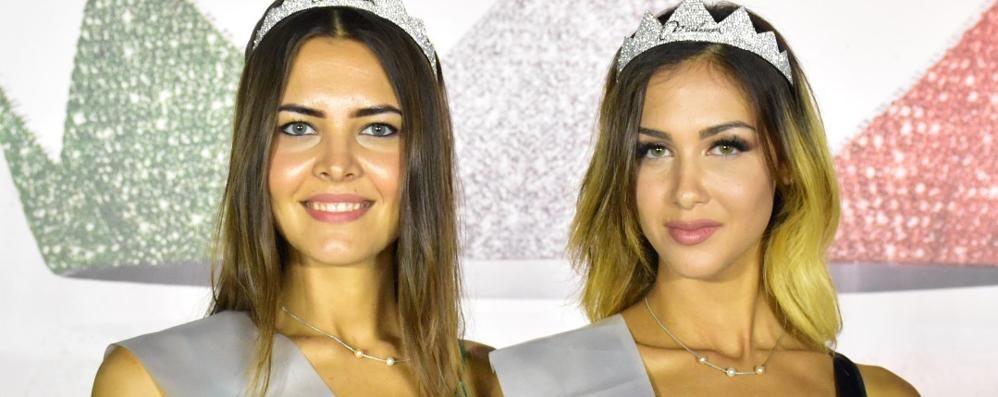 Dongo, bellezze in passerella Alessia verso Miss Italia
