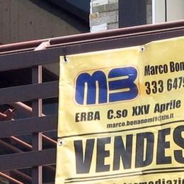 Prezzi fermi da anni e poche vendite  Zoppica il settore immobiliare di Erba