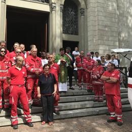 Tre mezzi per la Croce Rossa  A Cernobbio, il regalo dei benefattori