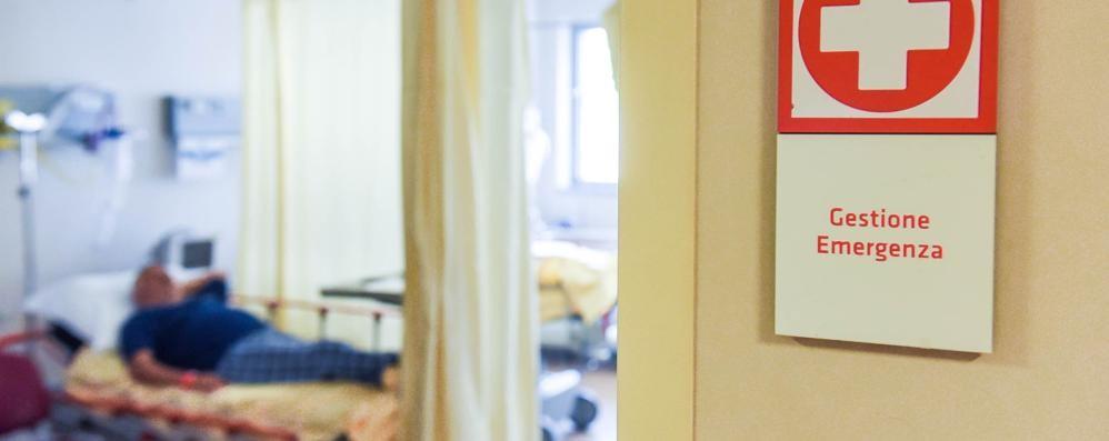 Como, uomo aggredito a pugni  In ospedale con il volto sfigurato