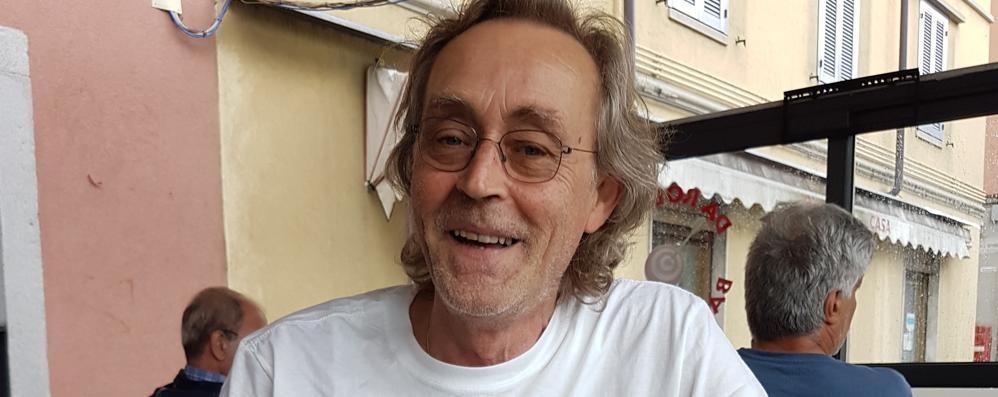 Lo scrittore Vitali  «Como bel romanzo»