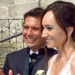 Cantù, le nozze del sindaco  Invitati i big leghisti e Marson