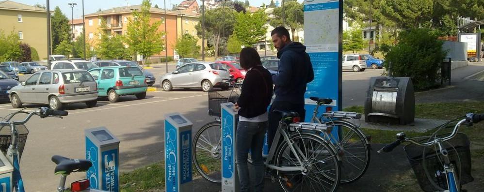Cantù, il bike sharing torna di moda  «Utile ai pendolari di Asnago»
