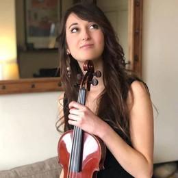 Emma Arizza: una comasca  alla conquista di Londra