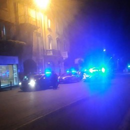 Rissa in piazza Camerlata  I carabinieri fermano tutti