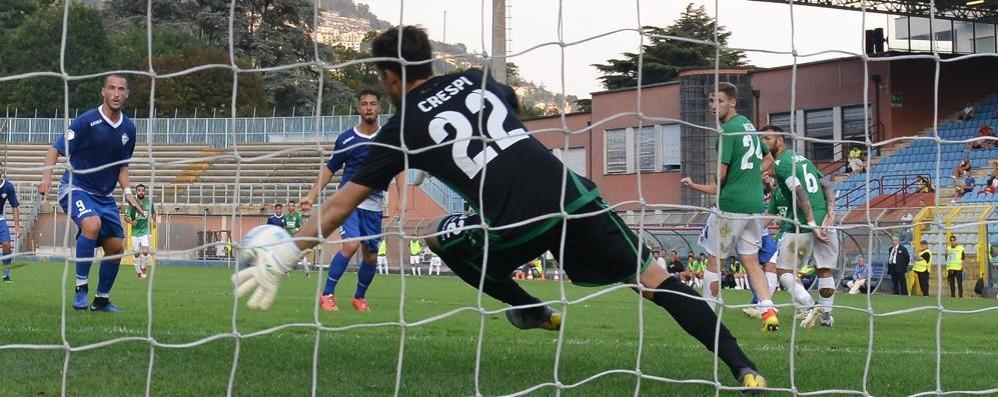 Renate-Como in Coppa a Meda È già cominciata la prevendita