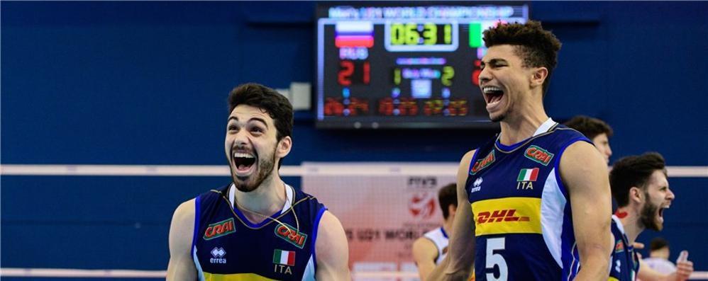 Motzo, un vice campione del mondo «E ora un posto da titolare a Cantù»