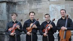 Quartetto Ludus: invito  all'incanto di Villa Carlotta