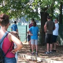 Appiano, tanti tifosi per Lukaku  Polemica sulla Pinetina blindata