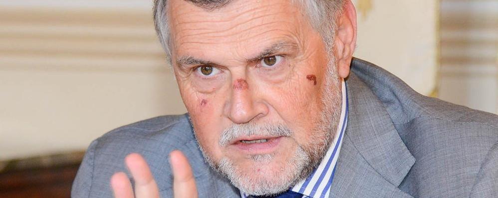 Bulgheroni chiarisce il mistero  «Casnate non è senza governo»