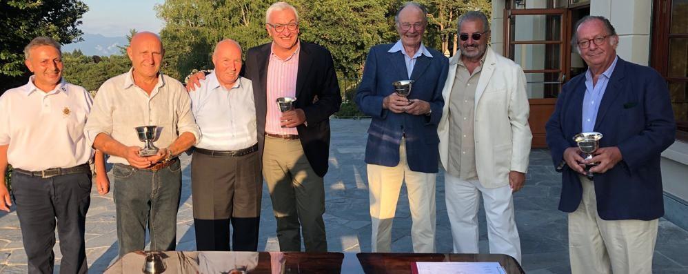 Manetti, 85 anni e non sentirli Blitz nella Coppa Montorfano