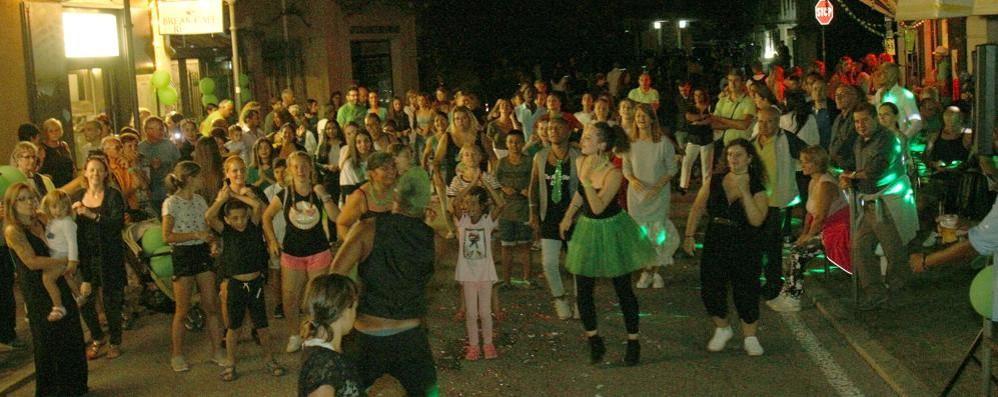 Migliaia alla Green Night di Menaggio  «L'estate è ancora ricca di eventi»