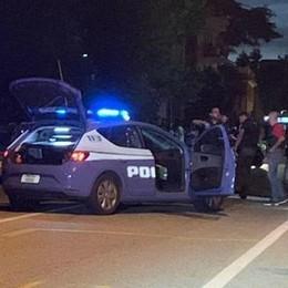 Spari a Monte Olimpino  Arrestato il papà di 68 anni