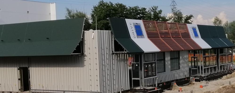 Arosio, McDonald's sulla Valassina  E annuncia le assunzioni: 50 posti