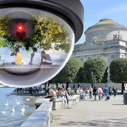 Como, 84 telecamere  «Ma vanno sostituite,  tecnologia superata»