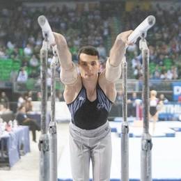 De Vecchis aggiunge difficoltà per puntare alle Olimpiadi