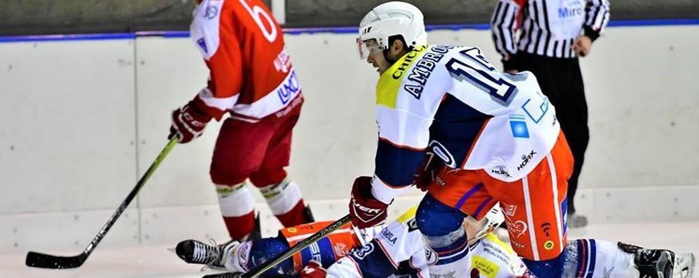 Il raduno e le amichevoli Hockey Como, vacanze finite