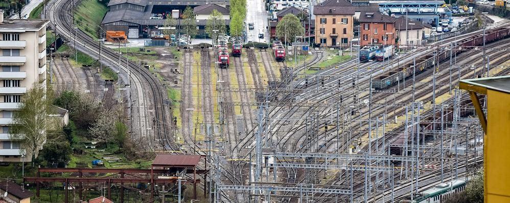 Stazione unica, siamo ai titoli di coda  La Svizzera conferma: non c'è progetto