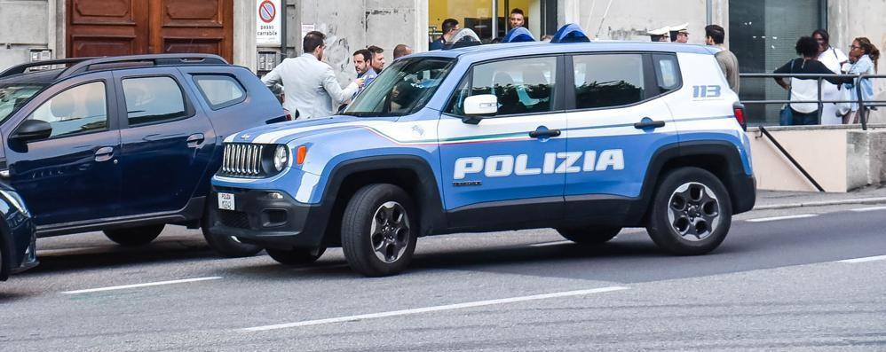 Perseguitava i vicini di casa Uomo arrestato a Como