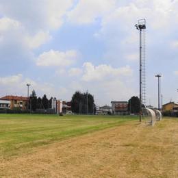 """Prima vittoria del """"Città di Cantù""""  Gestirà il campo di via Milano"""
