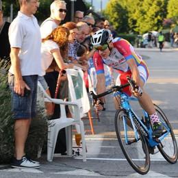 """Ceci, è l'effetto del Giro Sarà in gara al """"Diddi"""""""