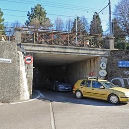 Fino, per il sottopasso  strade chiuse 15 mesi