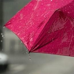 Como: l'estate sta finendo  Da lunedì pioggia e calo termico